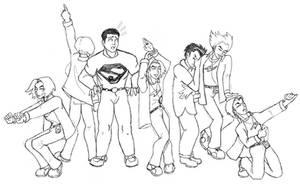 DC Universe: Bartdance