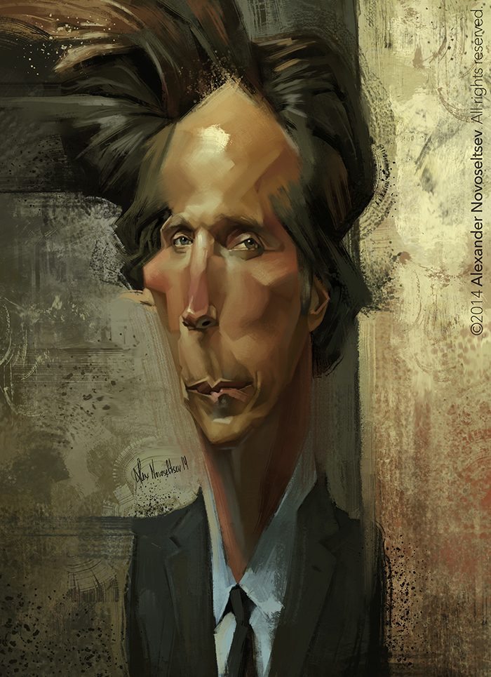 William Fichtner by creaturedesign