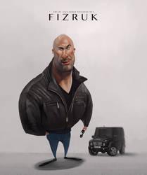 Fizruk by creaturedesign