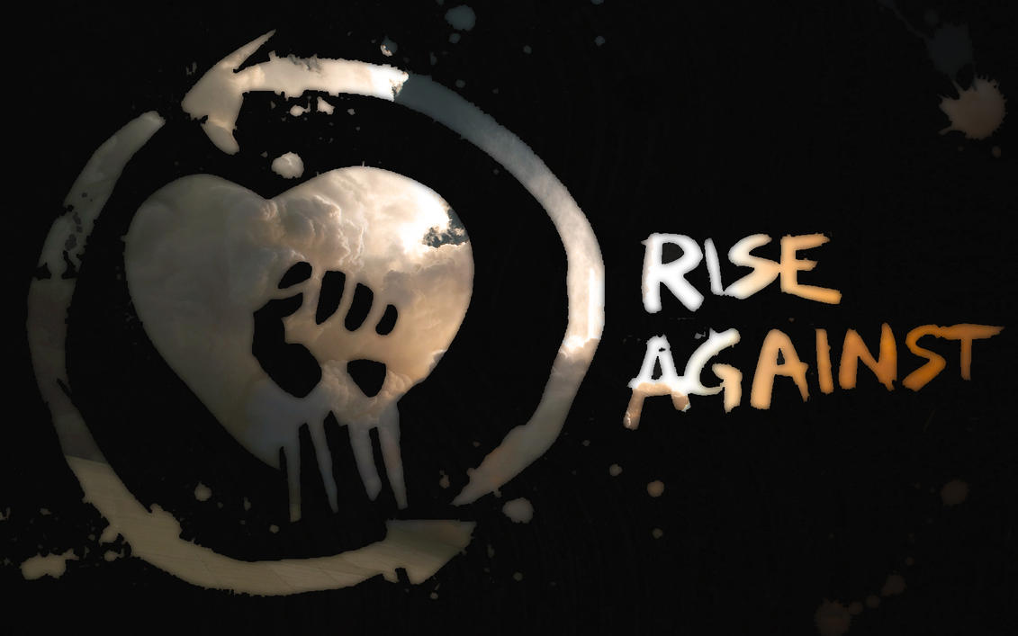 Rise Against Wallpaper By Arctic Designs