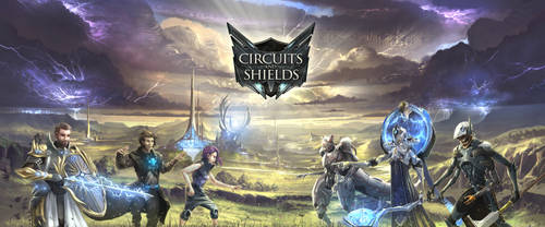 Circuits and Shields by PELLOWCONCEPTS