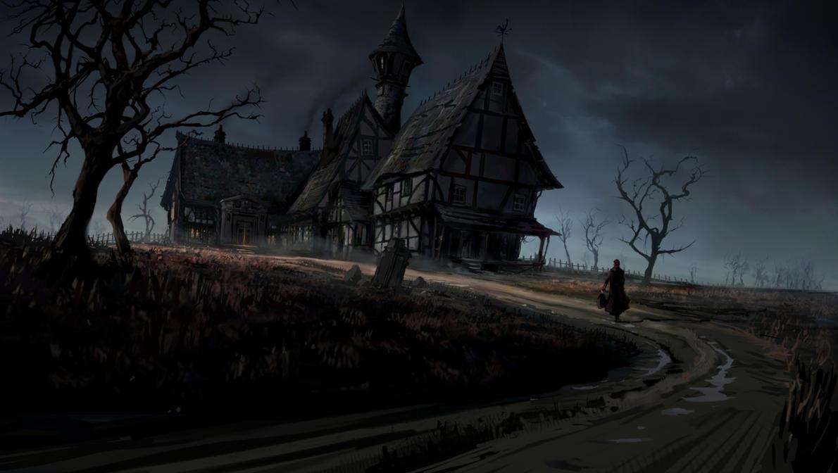 The Inn by skybolt