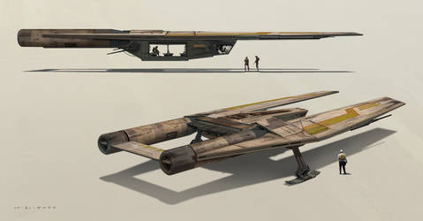 U-WING - Rogue One