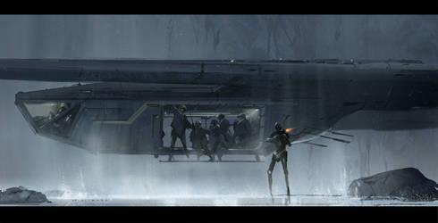 U-Wing Rescue by skybolt