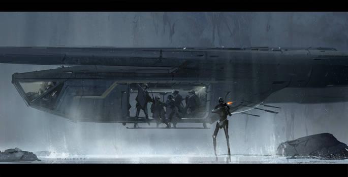 U-Wing Rescue