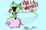 Waffle Liberation!