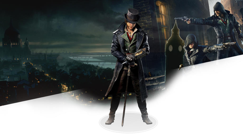 Assassin S Creed Syndicate Jacob Frye 2k By Pmorales50 On Deviantart