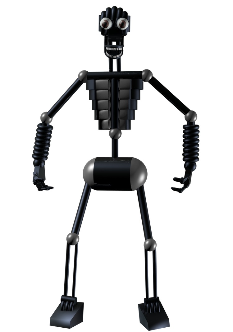 Endoskeleton official by fedetronic on deviantart