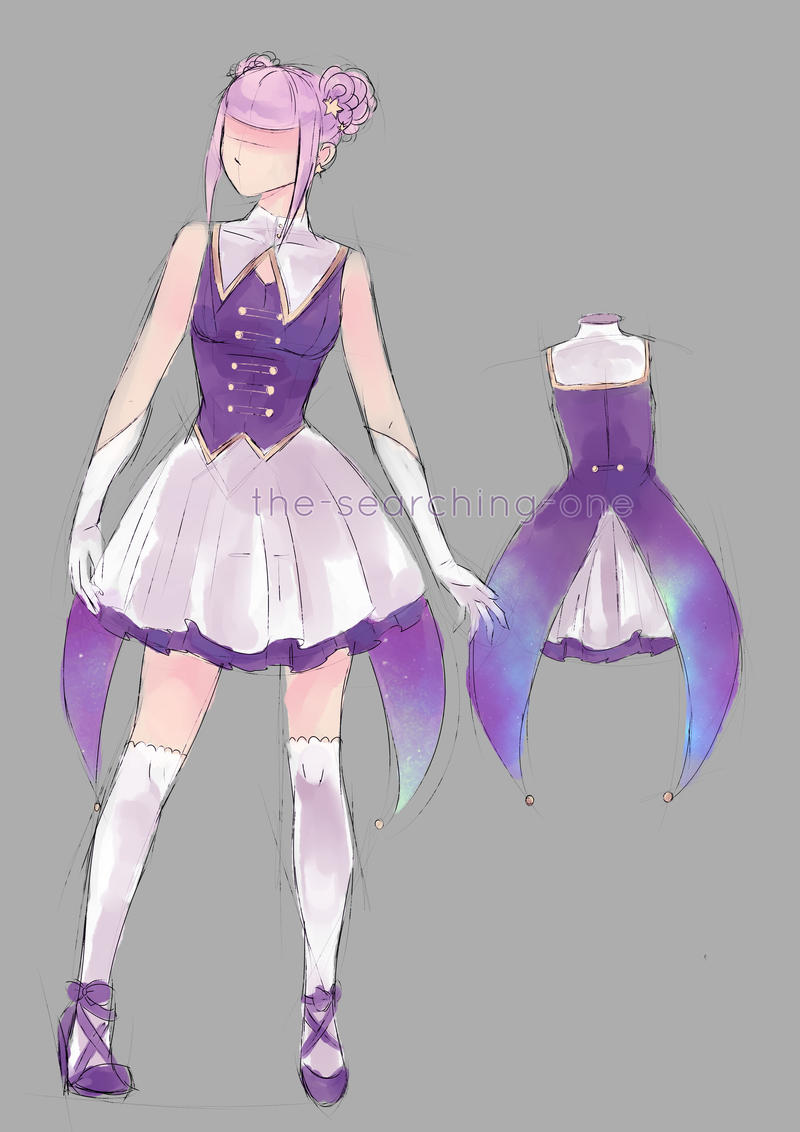 Outfit Adoptable #4 - Magical Girl [SOLD] By Tso-adoptables On DeviantArt