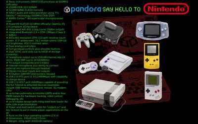 Pandora Wallpaper: Nintendone2 by Jourdy288