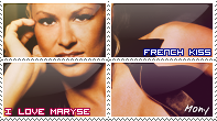 Maryse WWE Stamp by y2jhbkfan