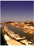 Port of Ciutadella by y2jhbkfan