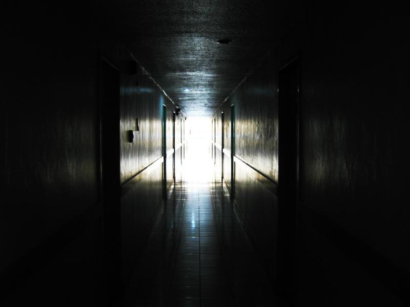 Light in Hoplessness by de-dal