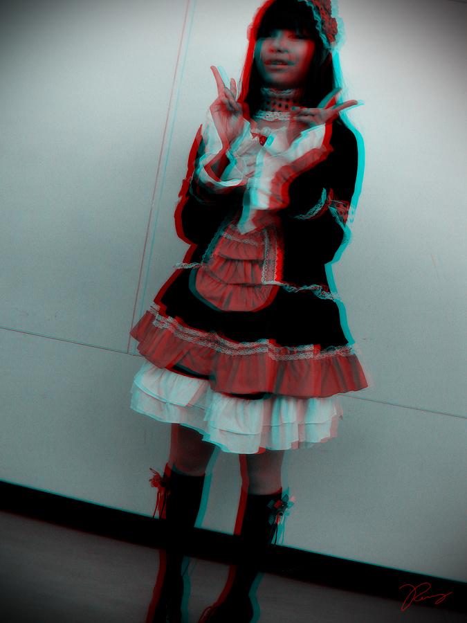 3D Lolita by de-dal