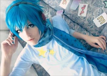 Vocaloid Kaito: Bpm by WiseKumagoro