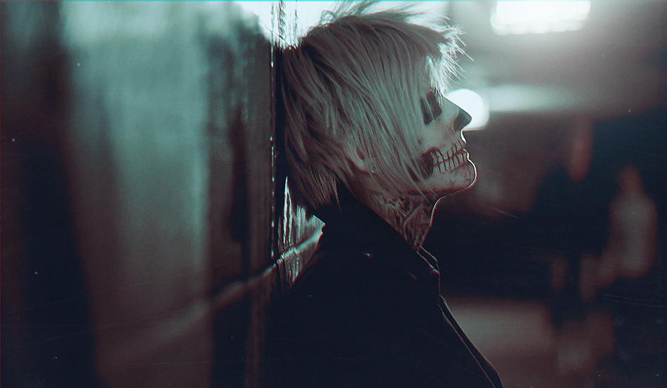 Hi, I'm dead. Wanna hook up? by WiseKumagoro