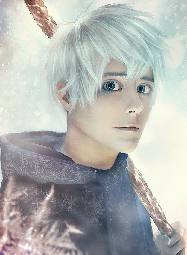 Jack Frost: Guardian of Fun by WiseKumagoro