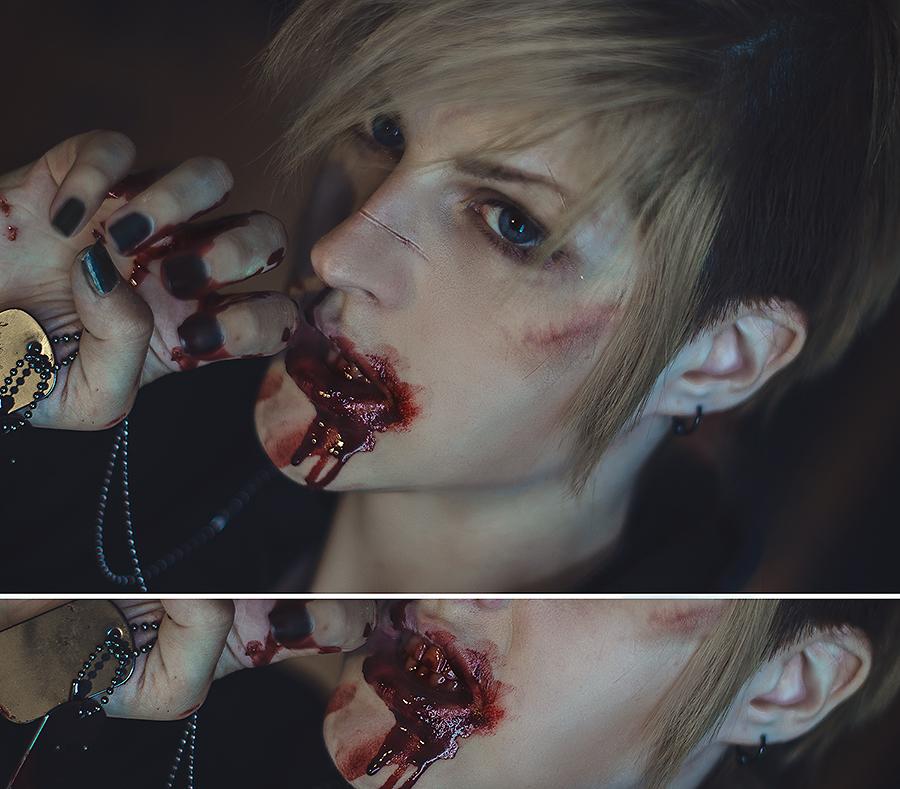 Sebastian Moran: Bloody night by WiseKumagoro