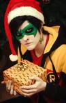 Robin: Happy new year!