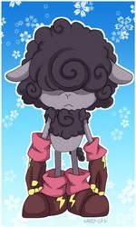 Sonic OC challenge - Lehela the Lamb