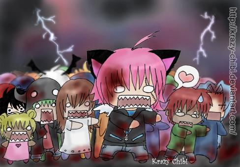 LOL Chibi Zombies by Krazy-Chibi