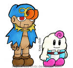 Mallow and Geno - PM style