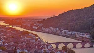 Rhine rift valley