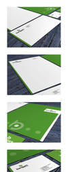 buropark corporate identity by ziyade