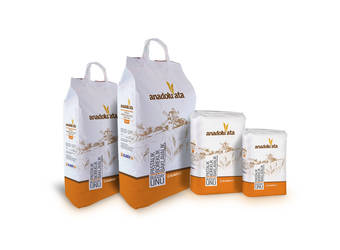 flour packages by ziyade