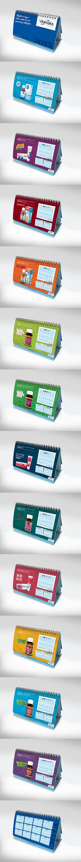 Vitamaks Desk Calendar by ziyade