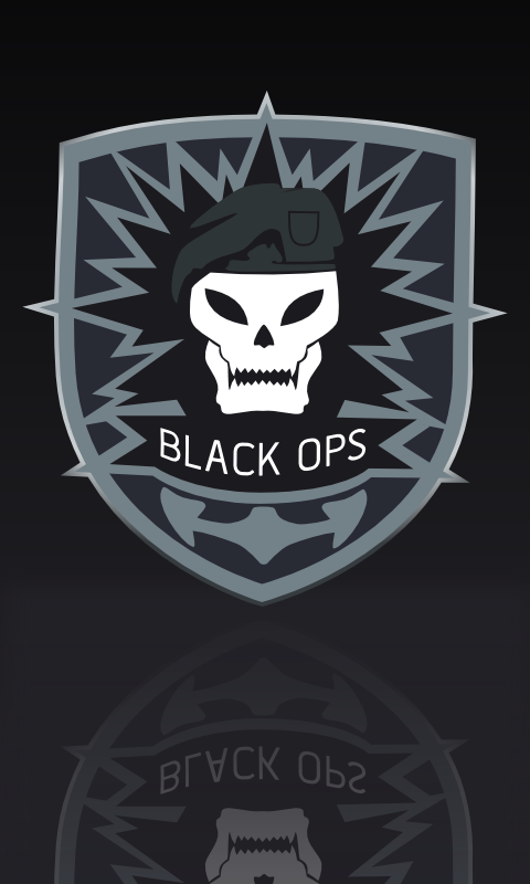 Black Ops Logo Skull | www.pixshark.com - Images Galleries ...