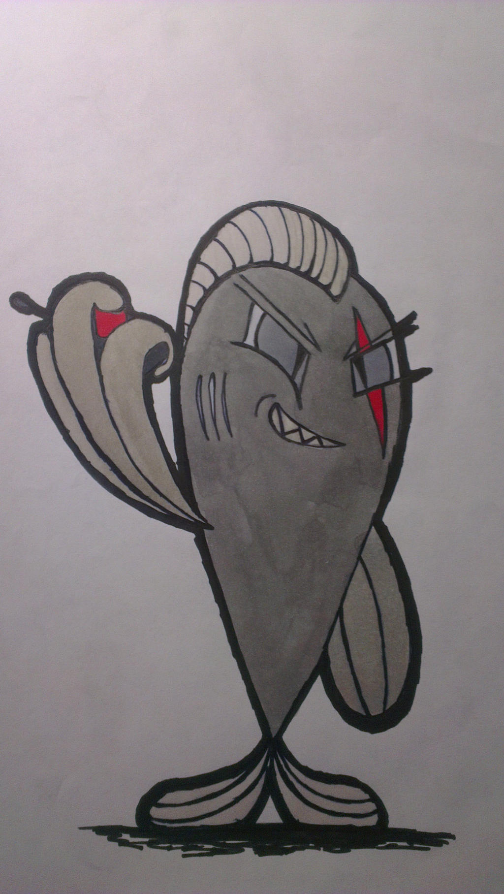 BrandonTheFish by CritikalJari