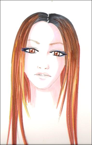 Nakashima Mika by pandaDOLL