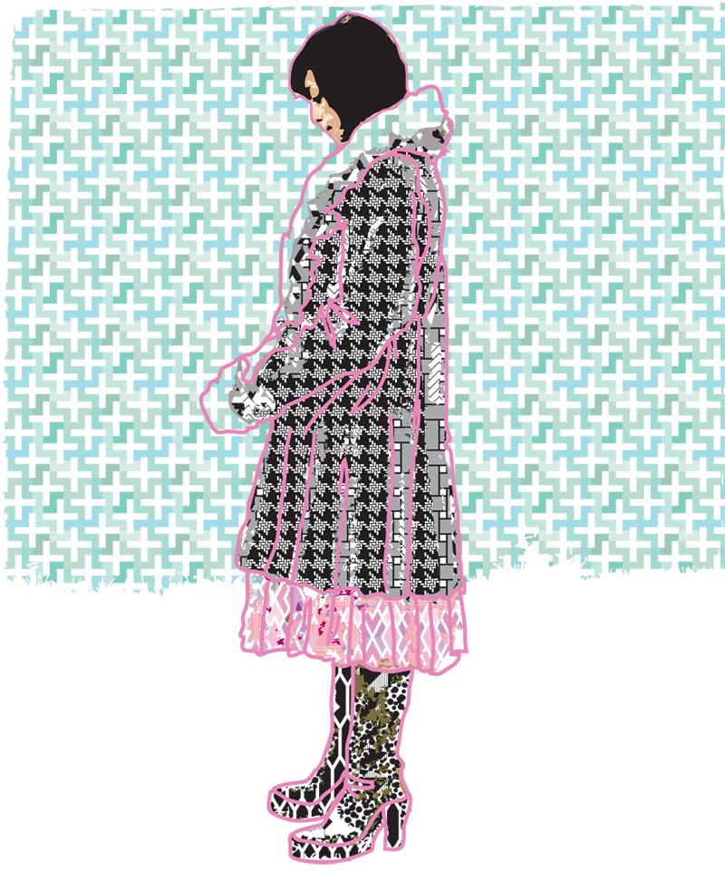 Ayumi Hamasaki by pandaDOLL