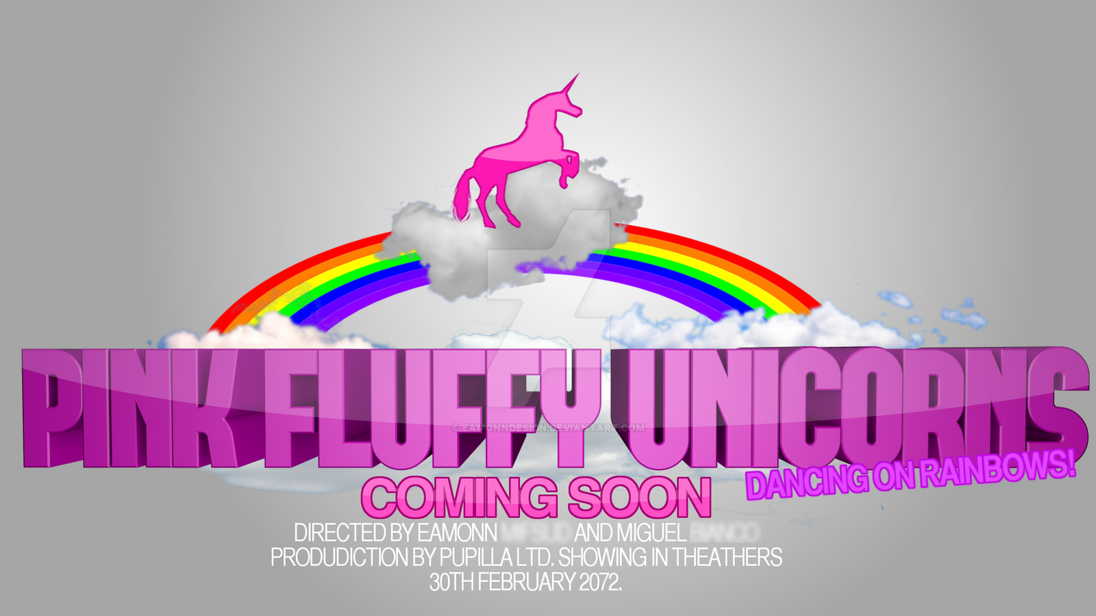 Pink Fluffy Unicorns Dancing On Rainbows (Dubstep remix) [1 HOUR ...