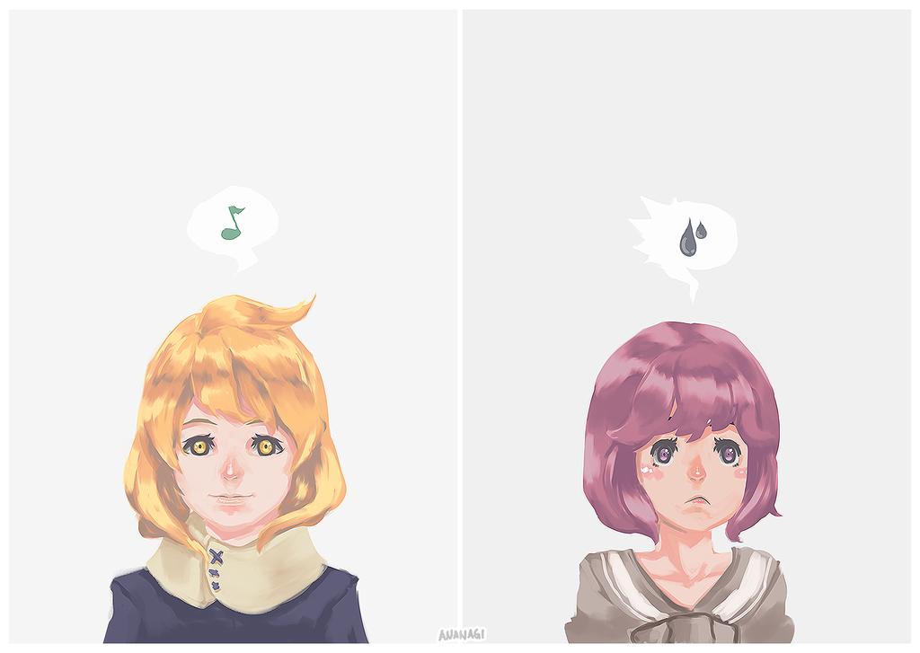 Mixed Mood Match by ananagi
