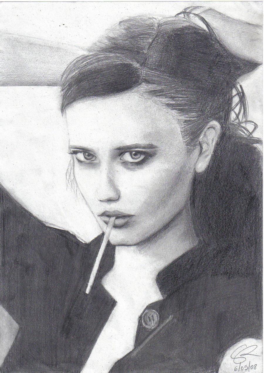 Eva Green by Emily89