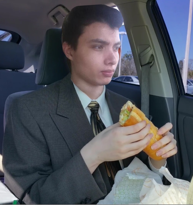 Elliot Rodger Stops for a Snack by BILLYWHOLIKEMEME on