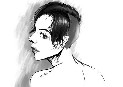 Evening sketch