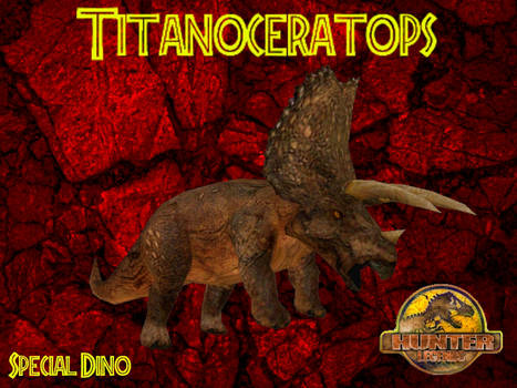 Titanoceratops by Megavenator