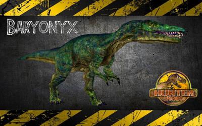 Baryonyx by Megavenator
