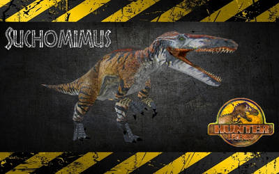 Suchomimus by Megavenator