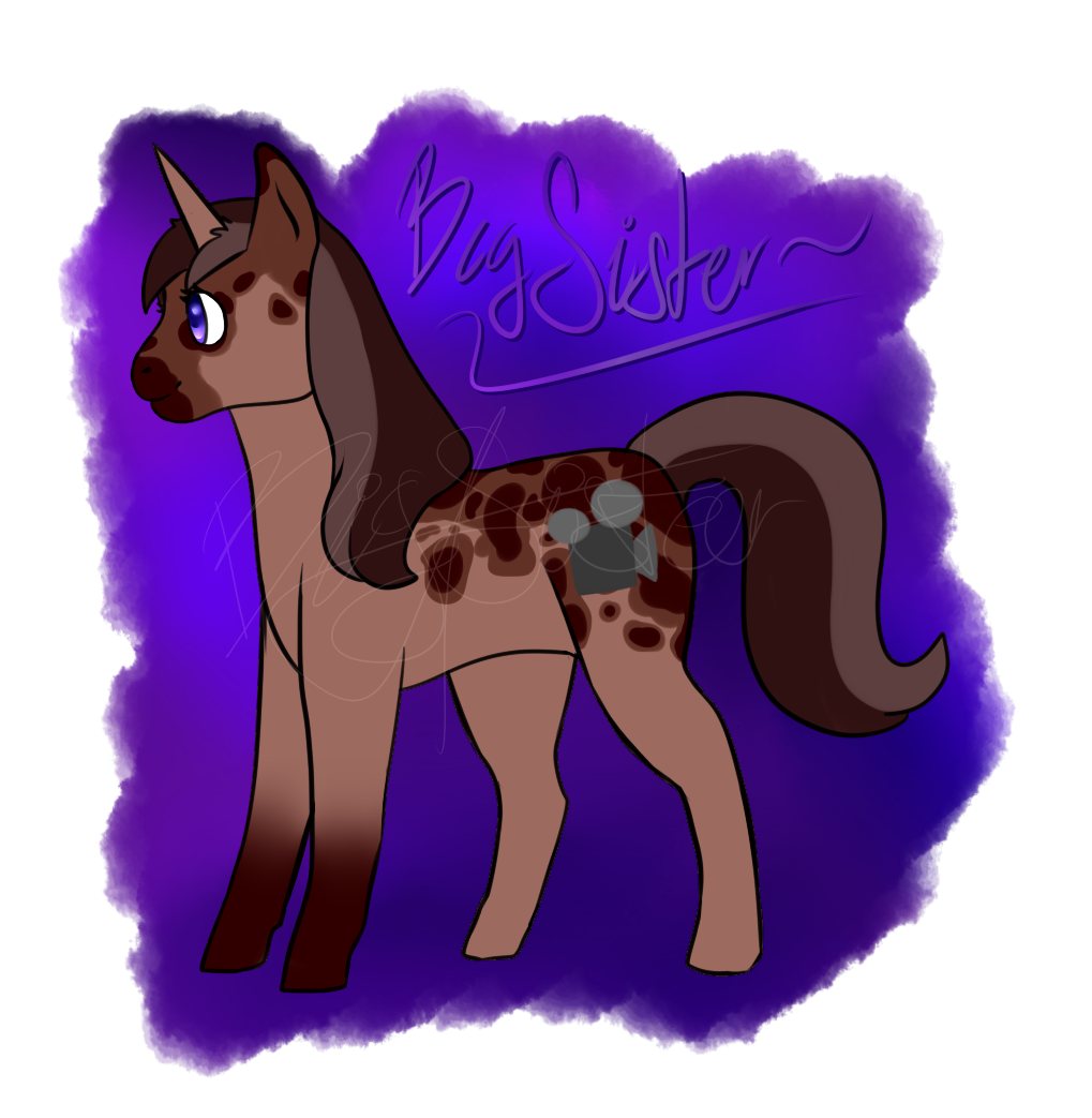 A shiba's gallery | Big Sister Bs_pony_by_xbigsisterx-datj17f