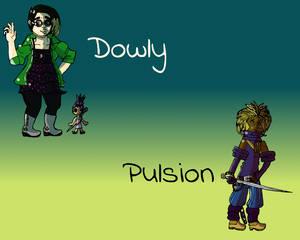 [EVASION III] Fiche de presentation Dowly-Pulsion
