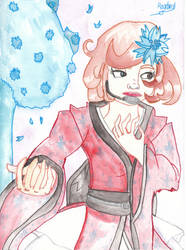 [Fanbook] Yuu sous cerisier - Ragdowl by Anei-Ragdowl