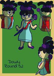 Dowly - Round 02 by Anei-Ragdowl