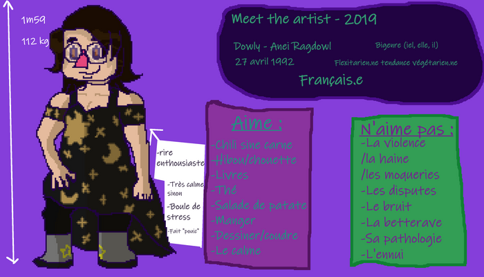 [Meet the artist 2019] Dowly - Anei Ragdowl