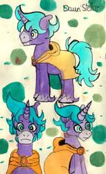 [Equestria Tales] Dawn Stellar 01