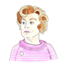 Dolores Umbridge by AlixxEleveus2Dragon