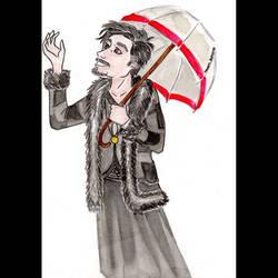 Umbrella Academy - Klaus by AlixxEleveus2Dragon